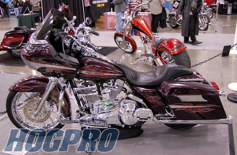 #79 6 Pack Road Glide