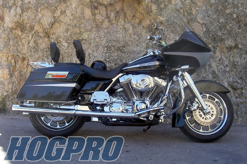 #62 6 Pack Road Glide