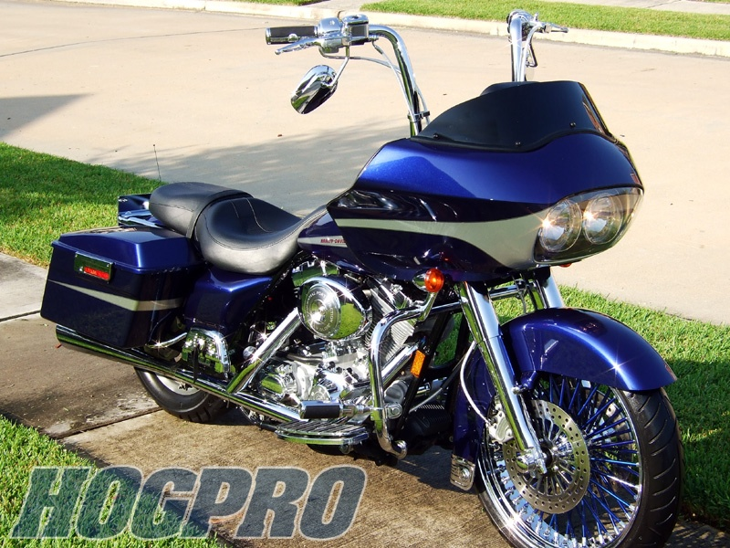 #112 Big Fatty Road Glide