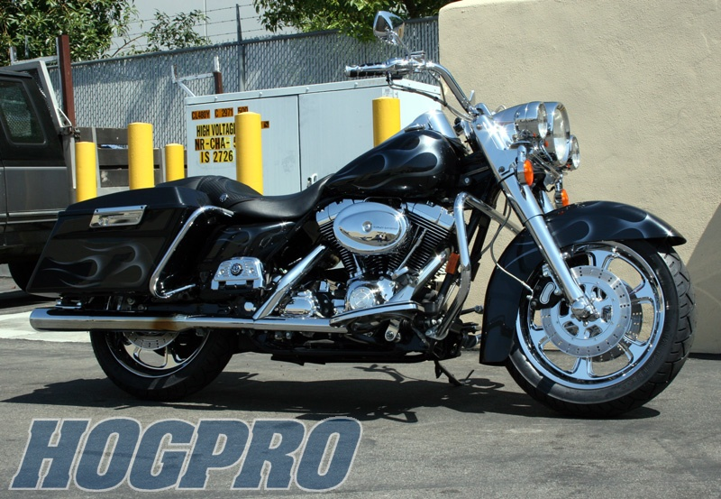 #107 Dominator Road King