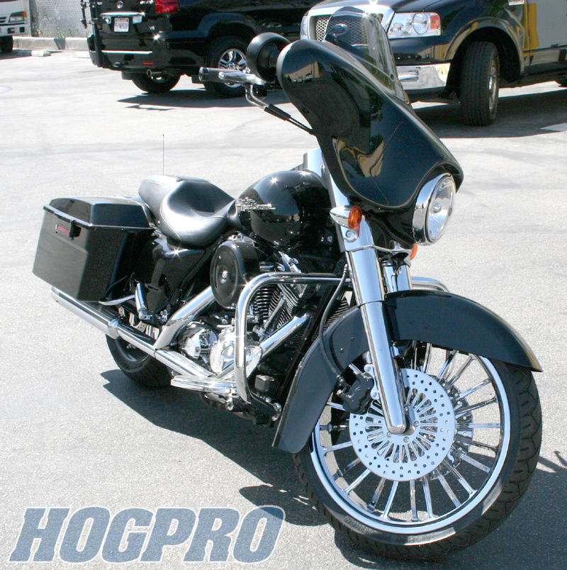 #164 Forge-Tec Legacy 06 Streetglide