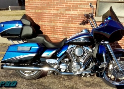 "#233 6Pack Chrome 21x3.5"" with ABS 2013 Roadglide"