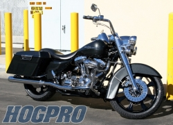 #69 8 Spoke Road King