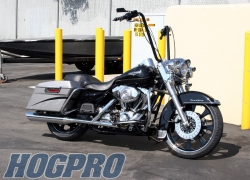 #64 8 Spoke Road King