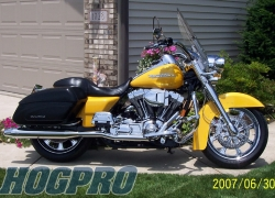 #103 8 Spoke Road King