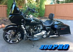 #243 GT BMV 19 & 16 inch wheel set 2012 Roadglide