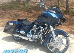 "#248 Renegade Instigator Chrome 21"" 2013 Roadglide"