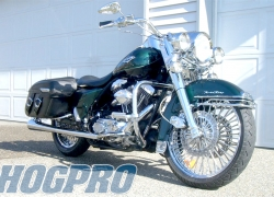 "#158 Big Fatty 21"" 98 Roadking"