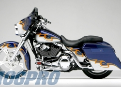 "#160 Panther 21"" Streetglide"