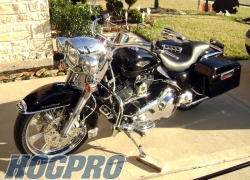 #139 8 Spoke on '07 Road Glide